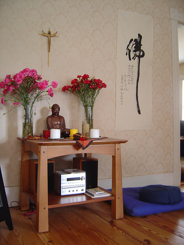 Creating A Sacred Altar The Reality Of One