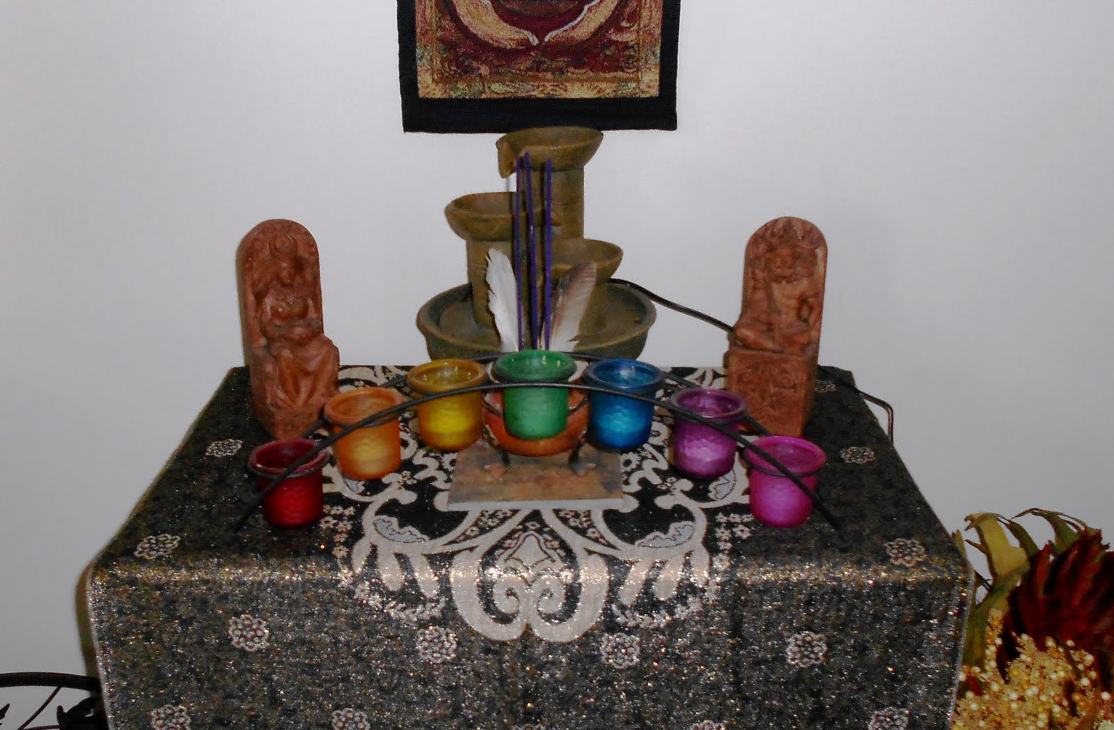 Meditation Altar The Reality Of One